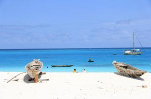 Nungwi and Kendwa Beach Half-Day Tour from Zanzibar